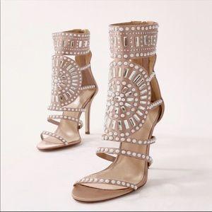 Cleopatra Embellished Heels